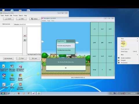 Hướng dẫn hack xu Avatar trên PC (Sưu tầm)
