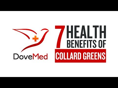 7 Health Benefits Of Collard Greens