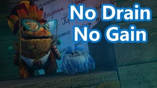 LittleBigPlanet 3 - 100% Challenge Room: No Drain No Gain  - LBP3 PS4