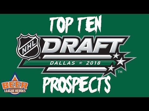 Top Ten 2018 NHL Draft Prospects (Incl. Dahlin/A.Svechnikov/Veleno) - Beer League Heroes