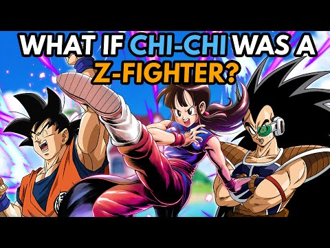 What If Chi-Chi Was A Z-Fighter? (Part 1)