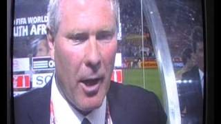 Ricki Herbert interview after New Zealand draw with Paraguay
