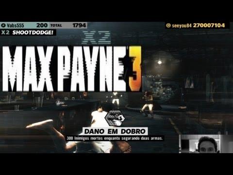 vabs555 da dicas de como ganhar XP no Max Payne 3!