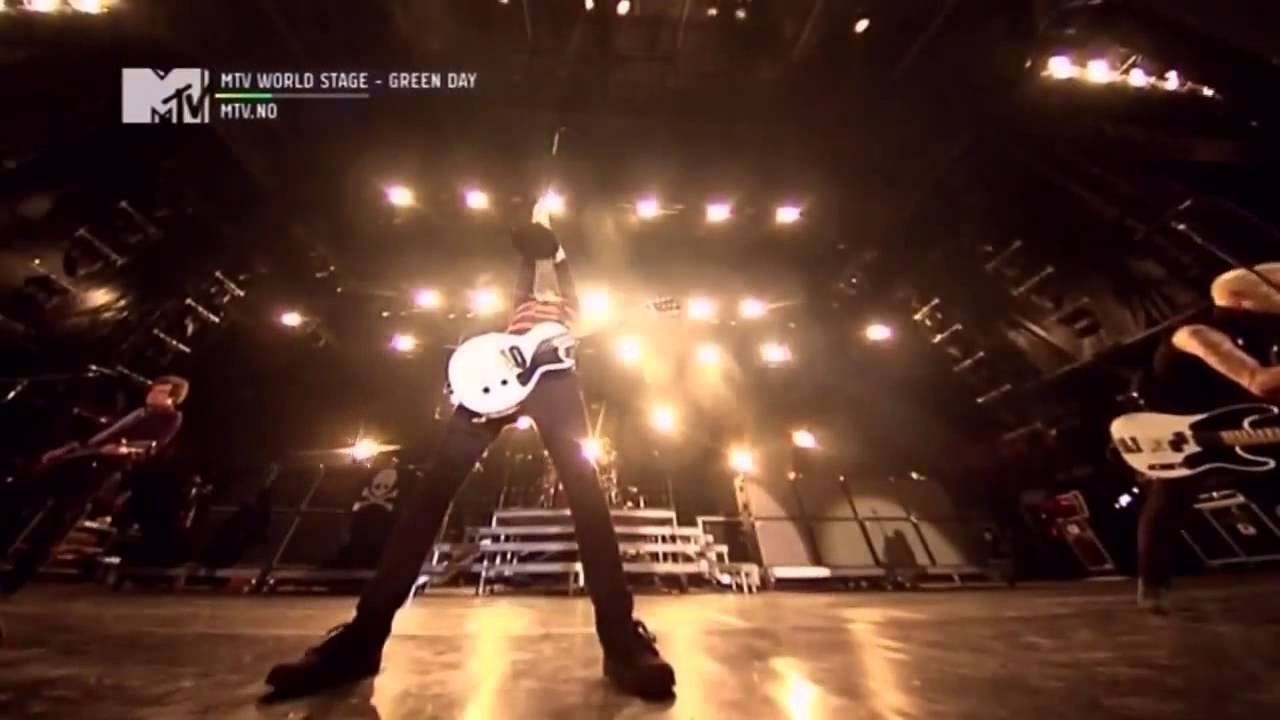 green day live mtv world stage 2013 hd full show youtube. Black Bedroom Furniture Sets. Home Design Ideas