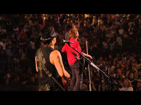 Bon Jovi Live At Madison Square Garden 2008 Part 2 2 Youtube
