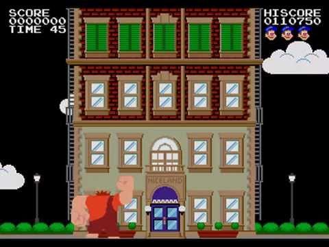 Fix It Felix JR. (Sega Genesis)