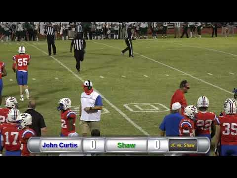 John Curtis Christian School Patriots vs. Archbishop Shaw Eagles