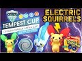 PACHIRISU PLUSLE OR MINUN IN POKEMON GO | EXTRA GOOD SALE BOX | TEMPEST CUP