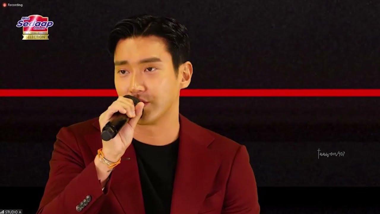 Download [210407] Choi Siwon - Only You | Virtual Fan Event Mie Sedaap X Siwon Choi 2021