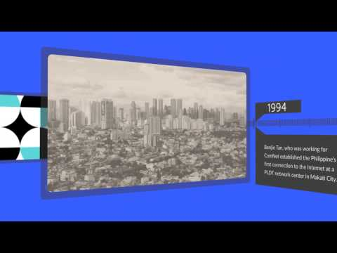 History of ICT in the Philippines
