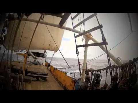 Sailing Voyage, Fanning island to Oahu Aboard Kwai