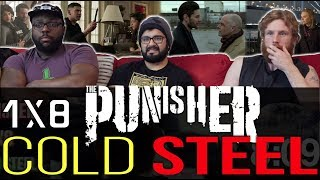The Punisher - 1x8 Cold Steel - Group Reaction