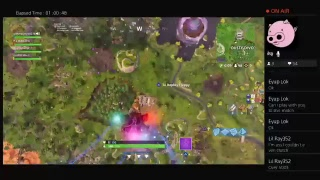 SUPER STREAM ps4 gaming stream fortnite battle royale season 6 starter pack giveaway NOW OPEN
