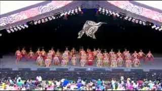 Te Reanga Morehu O Ratana 2013 - Waiata A Ringa