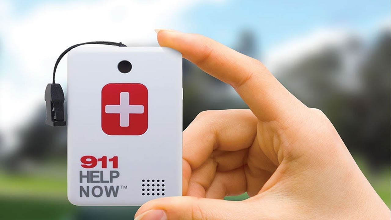 Best Medical Alert System Emergency Pendant Not Just For