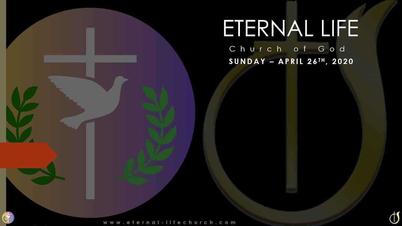 WORSHIP - 04/26/2020