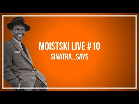 Talking about Blood Sports, Drama and Electric Cars in Space With Sinatra_Says #MoistskiLive