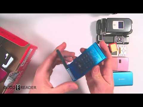 Goodereader Finds Japanese Keitai Phones