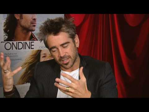 Colin Farrell: Ondine Changed My Life