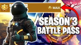 *NEW* The FASTEST Ways to RANK UP to TIER 100! - Season 3! - Fortnite: Battle Royale