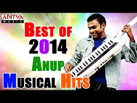 Best of 2014 Telugu Movie Hit Songs  Anup Rubens Special  II Jukebox
