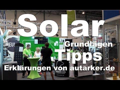 was muss man bei der planung von solar auf dem wohnmobil alles beachten youtube. Black Bedroom Furniture Sets. Home Design Ideas