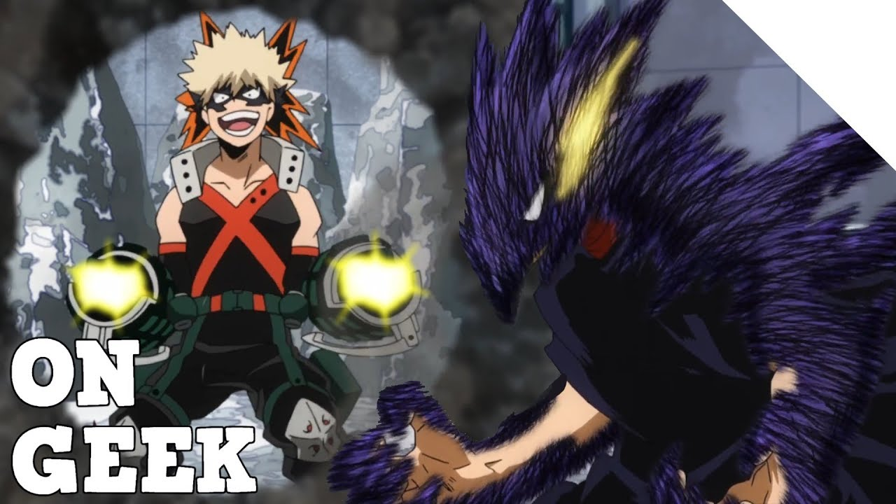 The Fun and Significance of Ultimate Moves in HeroAca!