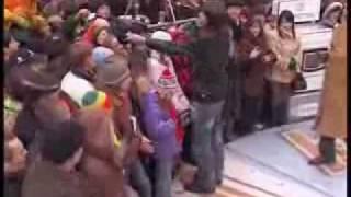 Караоке на Майдане с Дмитро Каднаем (04.03. 2007г.)