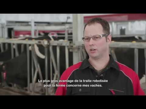 Lely Astronaut - Testimonial - Marcel Steen (Français / Canada)