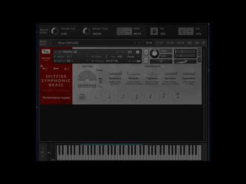 Spitfire Audio Symphonic Brass Release Trails Fix