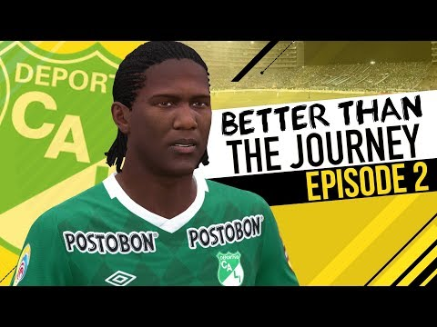THE FIRST GOAL! - Better Than The Journey | FIFA 17 My Player Career Mode (Episode 2)