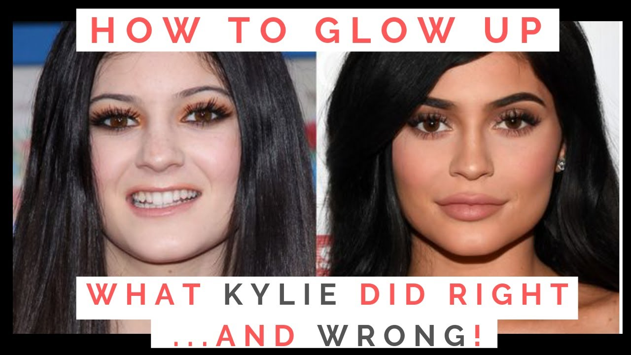 LESSONS FROM KYLIE JENNER'S GLOW UP: How To Transform & Reinvent ...