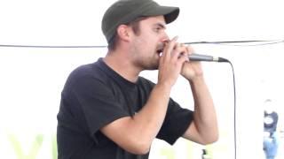 Callya ~ Ich brauch / Mensch aus Glas / One Love (Veggie Street Day 2011) (12.06.2011) (HD)