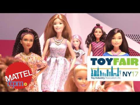 Toy Fair 2017: Mattel's Barbie, Hot Wheels, Fisher-Price, Fast 8 and more
