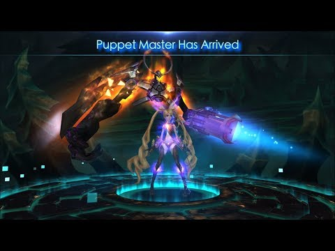 Legacy of Discord - Puppet Master Has Arrived in Global LoD 22 June Patch