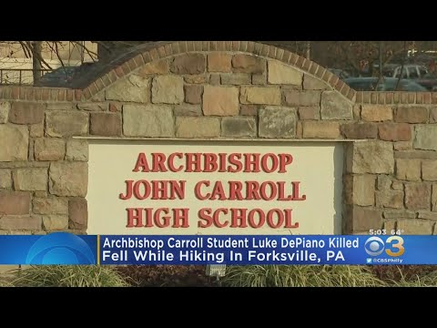 Archbishop Carroll High School Family Mourning Loss Of Student
