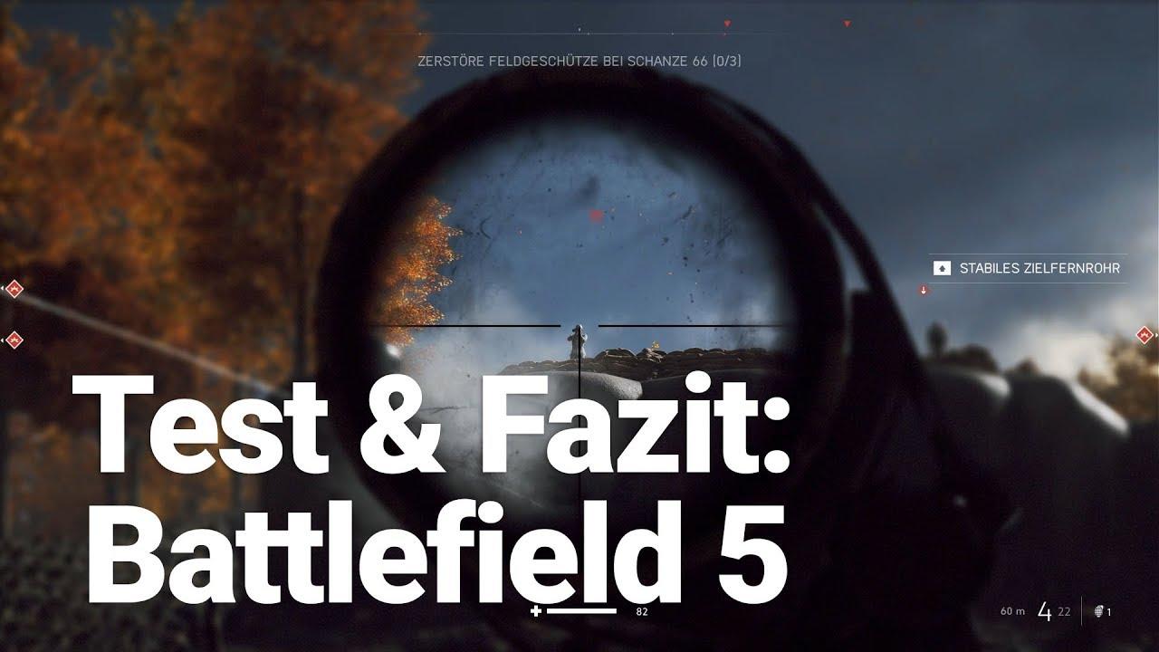Test Und Fazit Battlefield 5 Youtube