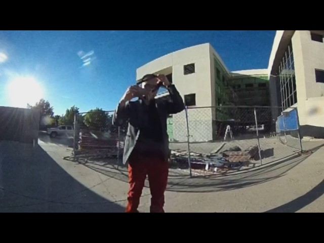 360 Degree VR Video Peek at Dr. Lam's New Addition
