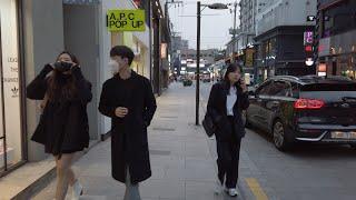 압구정 로데오 - Walking around Apguj…