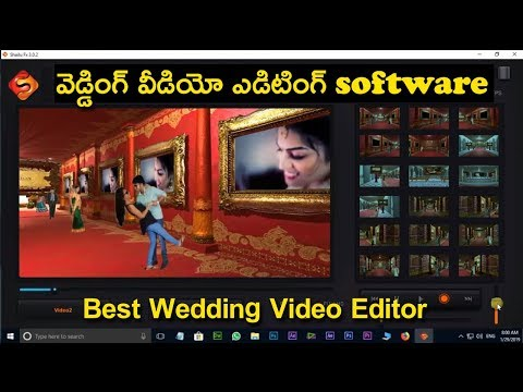 wedding video editor software | Nikkies Tutorials