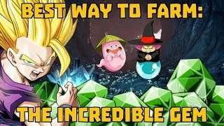 Best Way To Farm The Incredible Gems! Baba Shop Treasure: Dragon Ball Z Dokkan Battle
