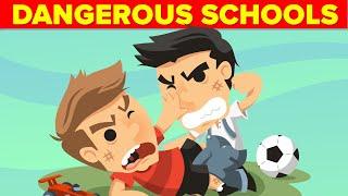The Most Dangerous Schools In America
