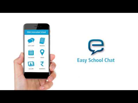 Introducing Easy School Chat - Redefined School Communications