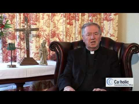 6 May 2009 | Bishop Joseph Duffy talks about Lough Derg