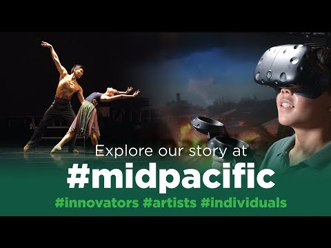 Mid-Pacific -- Innovators. Artists. Individuals.