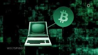 ARD Weltspiegel - Bitcoins - das Geld der Zukunft - 8.1.2016
