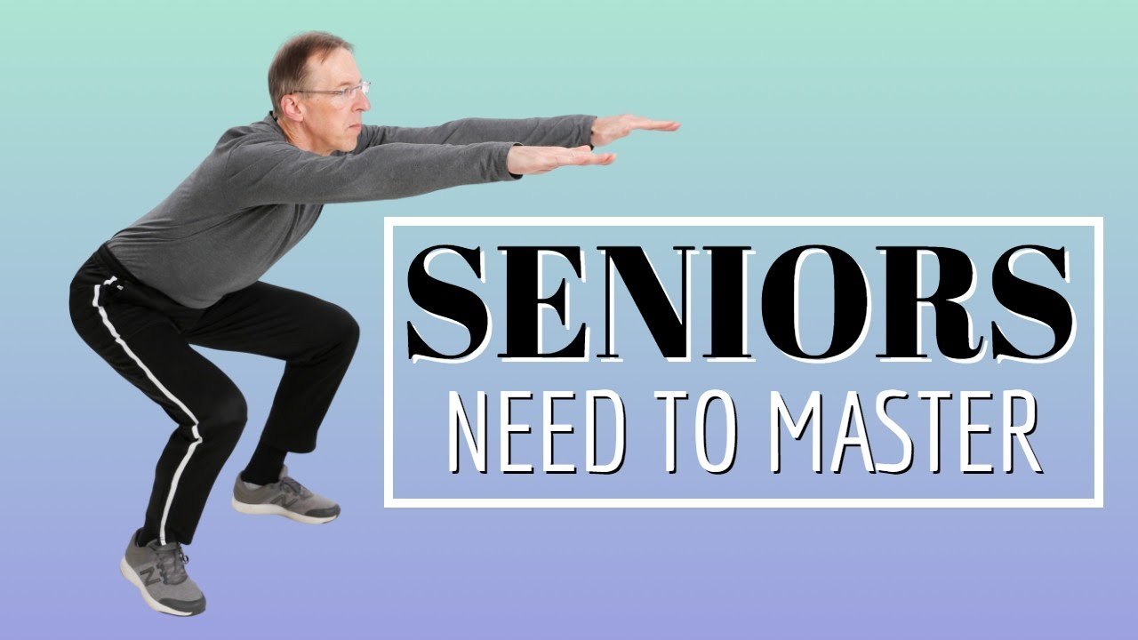 Download Most Important Exercise For Seniors to Master