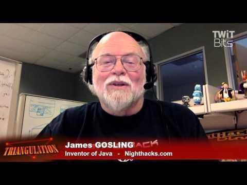 James Gosling: Starting at Sun