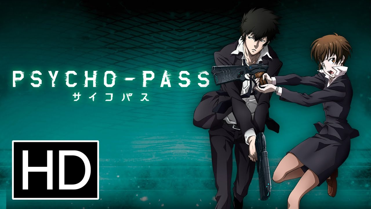 Psycho Pass Season One Official Trailer Youtube