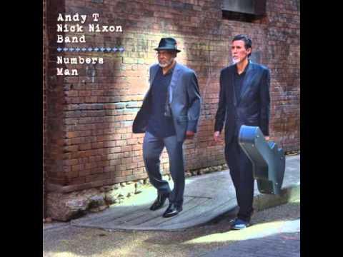 Andy T & Nick Nixon Band - Blue Monday